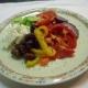 fantasia nell'insalata greca Belle Arti