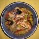 paella alla valenciana Belle Arti